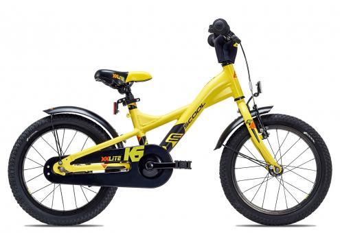 SCool Xxlite 16 alloy 23 cm | gelb schwarz