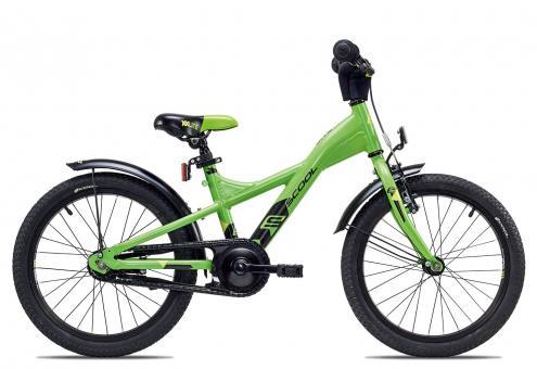 SCool XXlite alloy 18 1-S 27 cm | grün schwarz