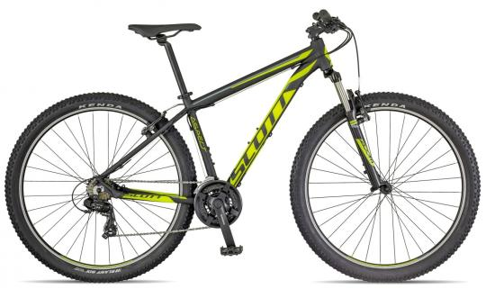 Scott Aspect 780 2018 XS | black yellow