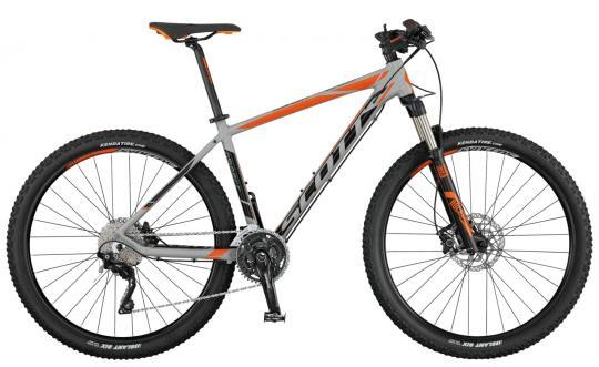 Scott Aspect 910 2017 44 cm | grey black orange
