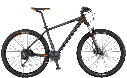 Scott Aspect 930 2017 40 cm | black grey orange