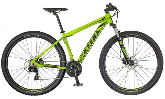 Scott Aspect 960 2018 M | green black yellow