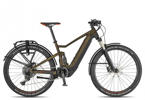 Scott Axis eRide EVO 2019 44 cm | bronze/black/red | 29 Zoll
