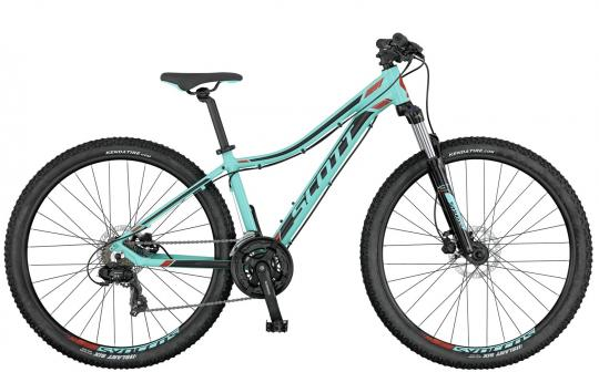 Scott Contessa 740 2017 37 cm | turquoise anthracite red