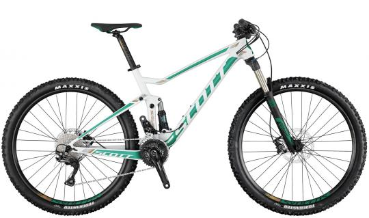 Scott Contessa Spark 730 2017 44 cm | white green gold