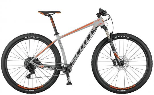 Scott Scale 965 2017 44 cm | grey black orange
