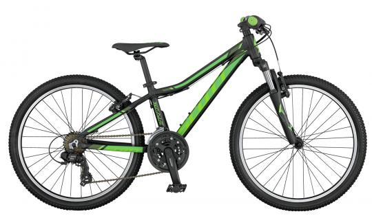 Scott Scale JR 24 2017 43 cm | black green
