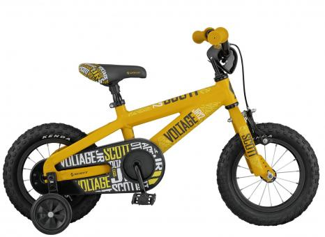 Scott Voltage JR 12 2017 31 cm | yellow black