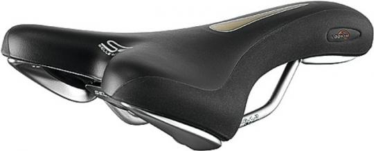Selle Royal Lookin Gel Sport MTB Unisex | schwarz
