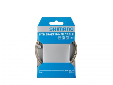 Shimano Bremszug MTB/Road Edelstahl