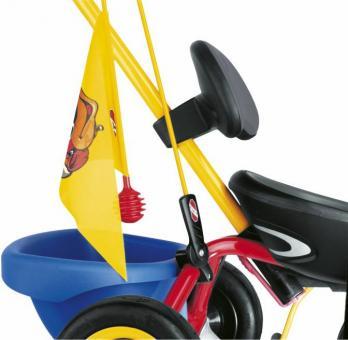 Puky Sicherheitswimpel SW 2 für Dreiräder und Go-Carts