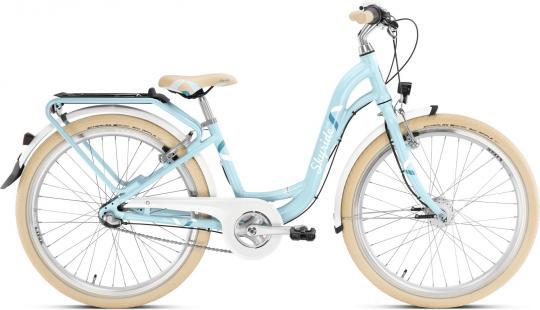 Puky Skyride 24-3 Alu Light Classic 35 cm | himmelblau