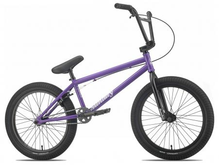 Sunday Primer BMX 2019 20.5 Zoll   purple matt