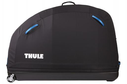 Thule RoundTrip Pro XT Fahrradkoffer schwarz cobalt