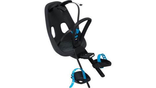 Thule Yepp Nexxt Mini Kindersitz schwarz