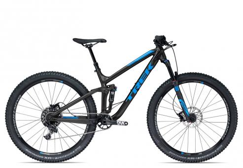 Trek Fuel EX 7 2018 17,5 Zoll | Matte Trek/Waterloo Blue