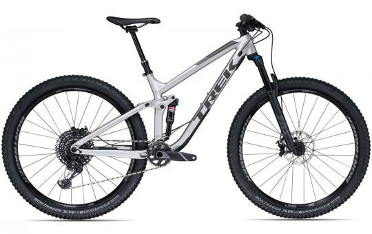 Trek Fuel EX 8 2018 15,5 Zoll | Matte Quicksilver