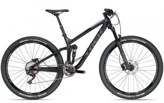 Trek Fuel EX 8 XT 2018 17.5 Zoll | Matte Trek Black