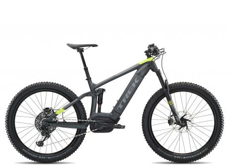 Trek Powerfly FS 9 2019 18.5 Zoll | Matte Solid Charcoal
