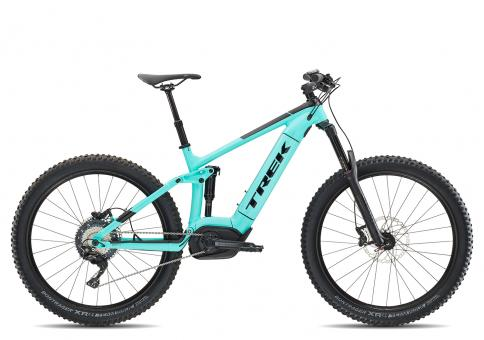 Trek Powerfly FS WSD 7 2019 17.5 Zoll | Miami Green