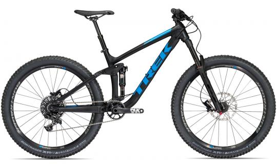 Trek Remedy 7 2018 17.5 Zoll | Matte Trek Black