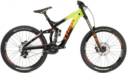 Trek Session 8 2015 M | Volt Green/TrekBlack/Catalyst Orange