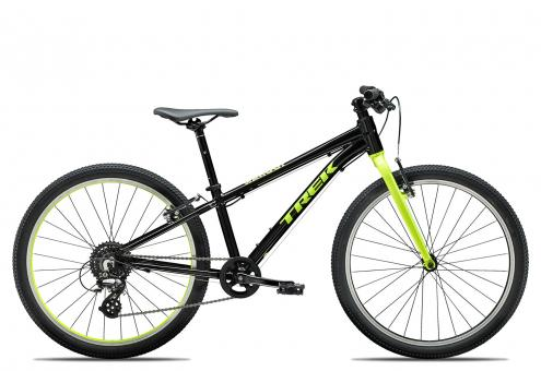 Trek Wahoo 24 Boy 2020 24 Zoll | trek black/volt