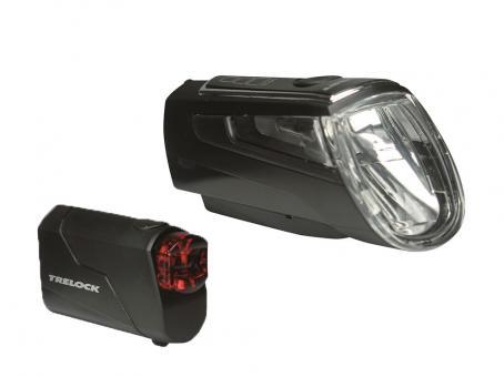 Trelock LS 560 I-Go Control + LS 720 Reego Set 50 Lux