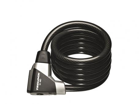 Trelock SK 480/180/14 Spiralkabelschloss schwarz