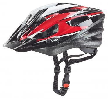 Uvex Boss Compact 53-58 cm | red black white