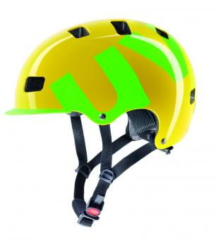 Uvex HLMT5 Bike Pro 58-61 cm | gelb/ grün