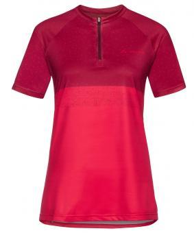 Vaude Ligure Shirt III Women 36 | red cluster