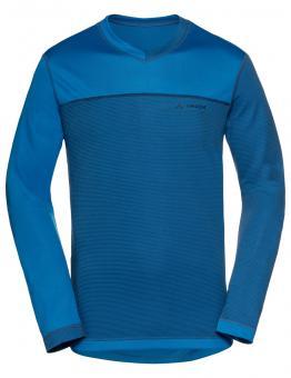 Vaude Moab Shirt LS III Men L | fjord blue