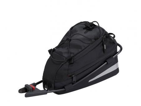 Vaude Off Road Bag Sattelstützentasche 4+2 Liter | schwarz