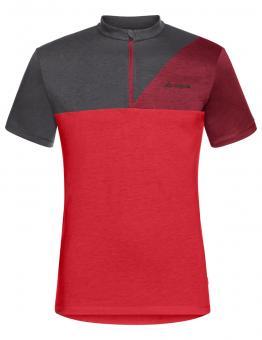 Vaude Tremalzo Shirt IV Men L | energetic red