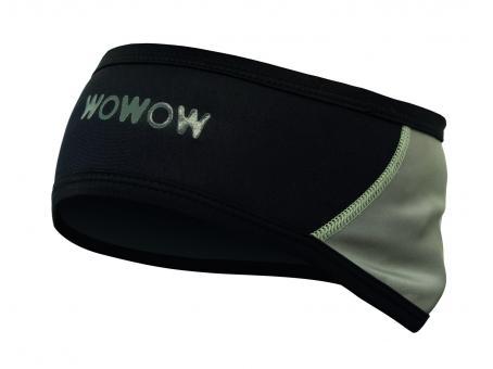 WOWOW Reflective Hairband Stirnband unisize | schwarz