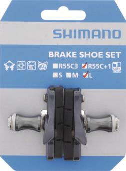 Shimano R55C+1 Cartridge Bremsschuhe