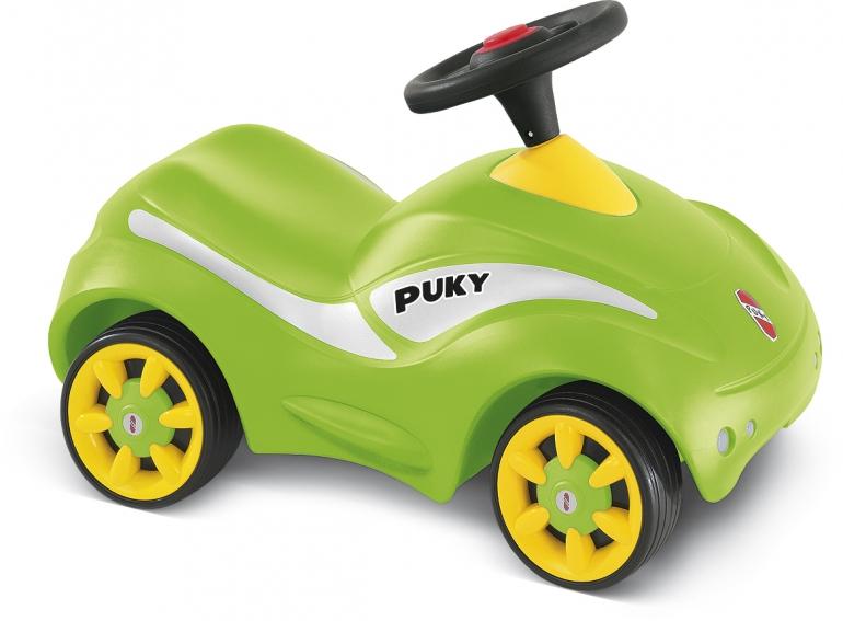 Puky Rutscher Racer | unisize | grün