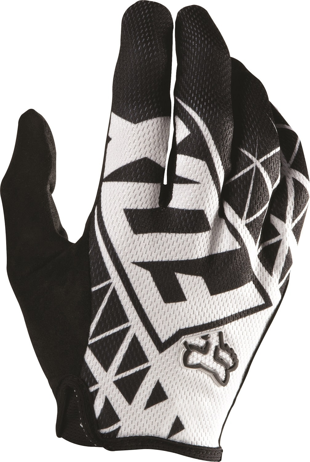 Fox Demo Glove | S | black