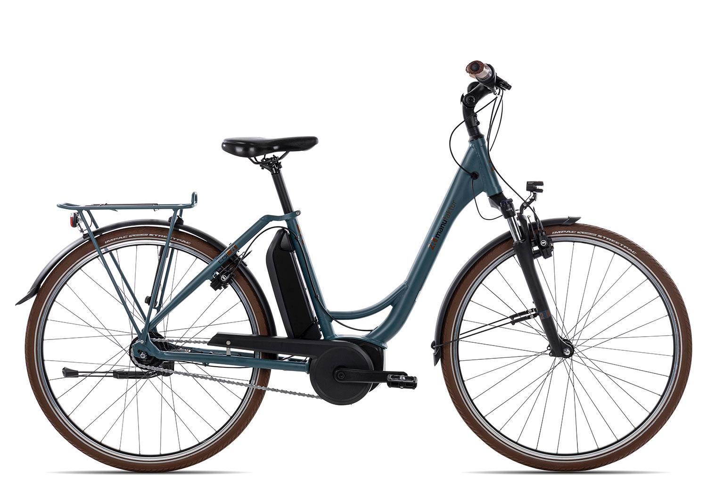 E-Bikes: 2R Manufaktur  EBI 8 Wave 2021