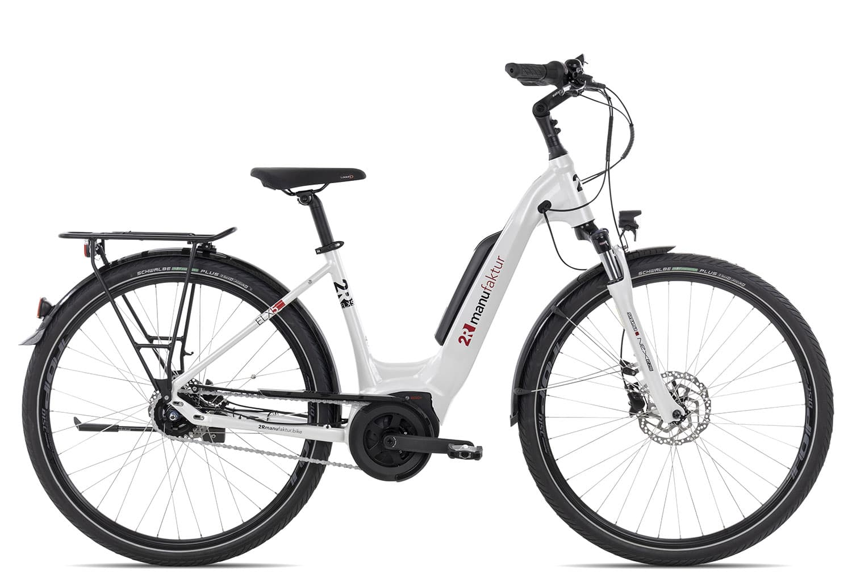 E-Bikes: 2R Manufaktur  ELX 5 Wave 2021