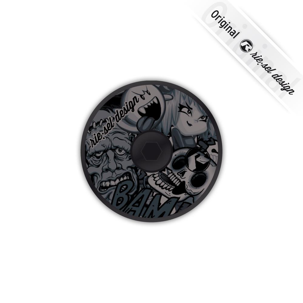 Rie:sel Design dec:kel Headset Cap | 1 1/8 Zoll...