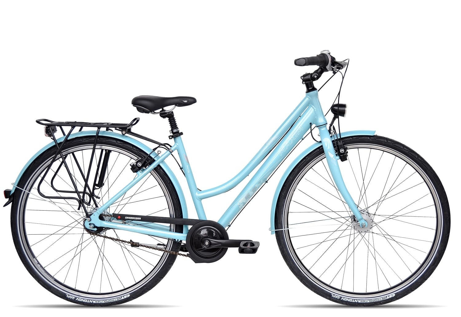 Maxim New City Trapez 2016 | 45 cm | blau