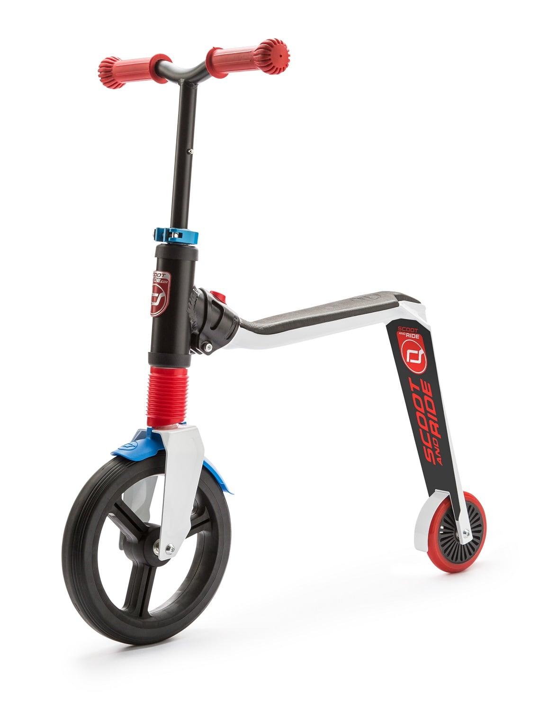 Scoot and Ride Highwayfreak | unisize | weiß ro...
