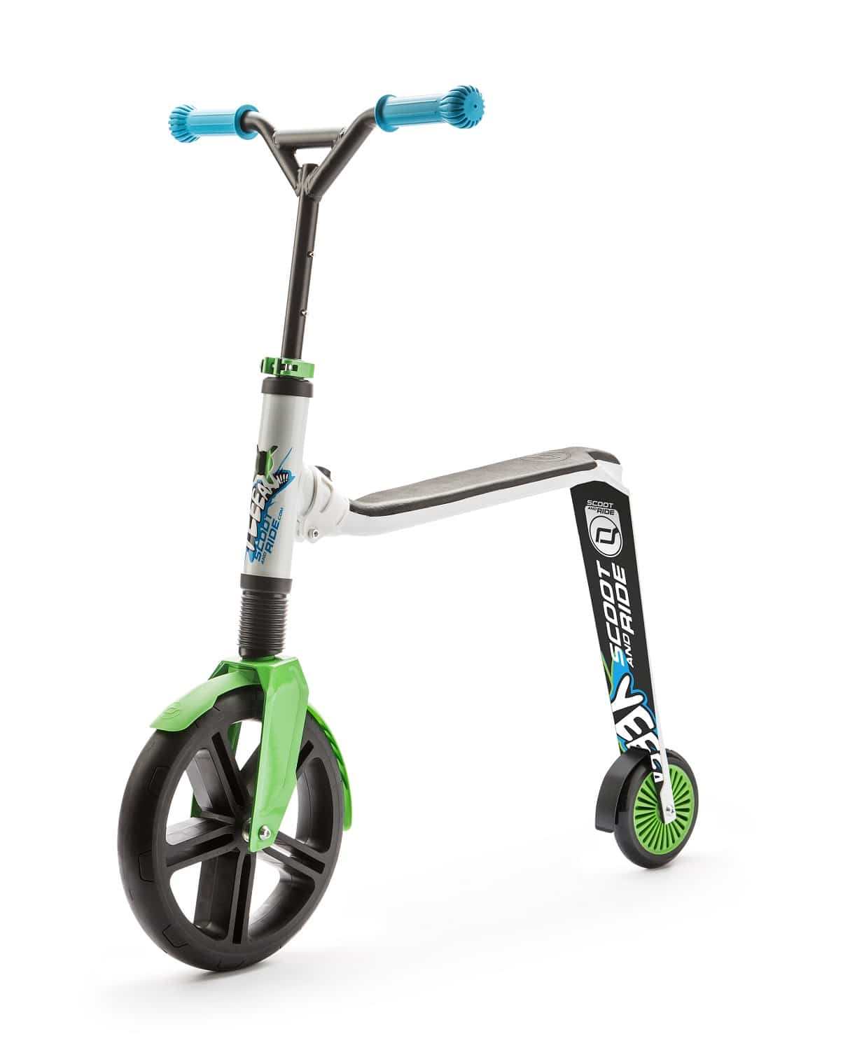 Scoot and Ride Highwaygangster | unisize | weiß...