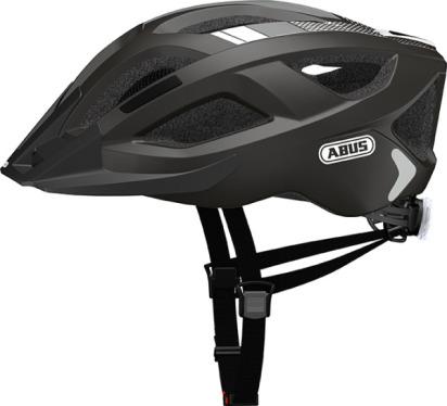 Abus Aduro 2.0 matt | 58-62 cm | race black