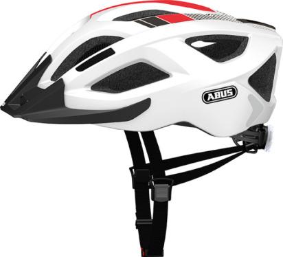 Abus Aduro 2.0 matt | 58-62 cm | race white
