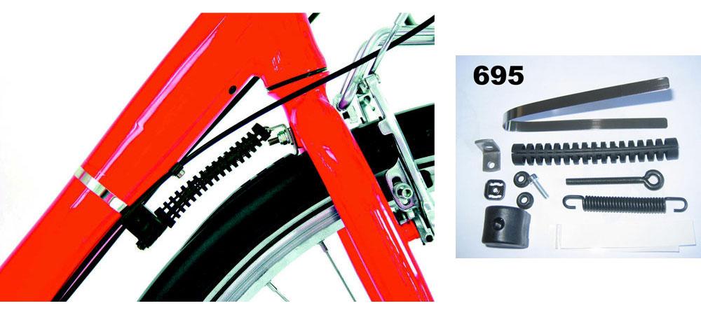 fahrradsattel sqlab 602 ersatzteile zu dem fahrrad. Black Bedroom Furniture Sets. Home Design Ideas