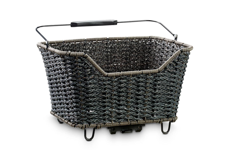 Fahrradteile/Gepäckträger: Acid  RILink 20 Rattan Gepäckträgerkorb