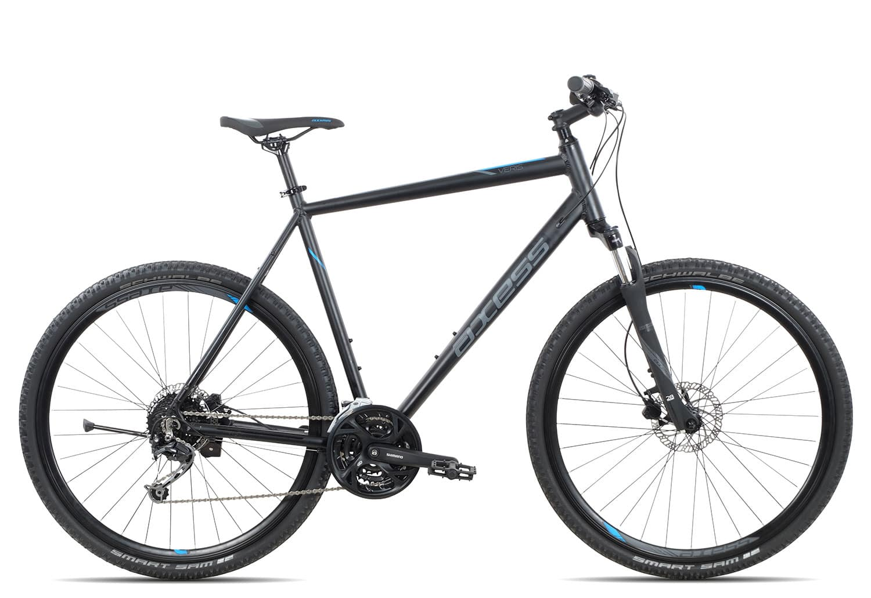 Axess Veris 2018   48 cm   black blue grey